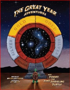 Tommy The Time Traveler - Hardcover